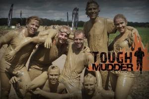De Dissidents bij Tough Mudder