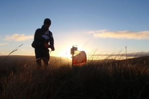 OMM 2012 in the Howgills