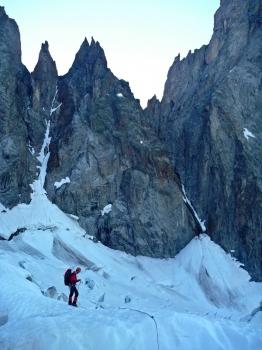 03 - Op de Freney gletsjer